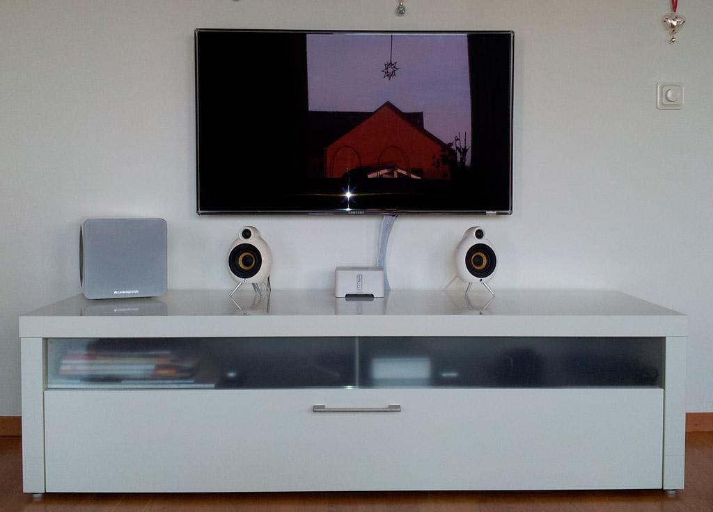 Creating A Zone To The Bose Cinemate Soundbar Sonos